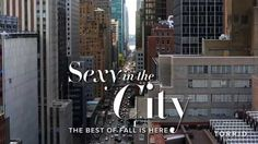 Sexy In The City- Torrid Ad- vdeo of fall collecition/catelogue USE