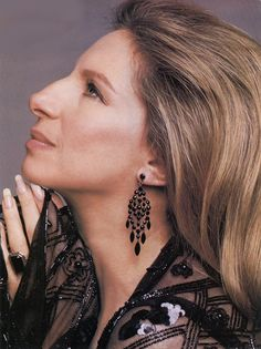 The GREAT Barbra Streisand!