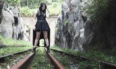 Resultado de imagem para ensaio fotografico feminino estilo rock