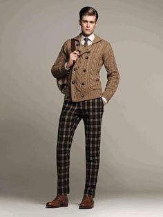 COOL e CHIC style to dress italian: fall collection rtw men 2012 2013 fashion