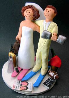 Groom in a White Suit Wedding Cake Topper http://www.magicmud.com   1 800 231 9814  magicmud@magicmud.com $235  https://twitter.com/caketoppers         https://www.facebook.com/PersonalizedWeddingCakeToppers   #wedding #cake #toppers #custom #personalized #Groom #bride #anniversary #birthday#weddingcaketoppers#cake-toppers#figurine#gift#wedding-cake-toppers #ski#skiing#snowBoard#snowboarding#downhillSki#skihill