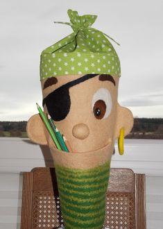 """Schultüten - Schultüte """"Pirat"""" - ein Designerstück von TaniSan bei DaWanda"""