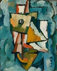 Resultado de imagem para amadeo de souza cardoso Amedeo Modigliani, Gustav Klimt, Surrealism, Art Decor, Art Photography, Abstract Art, Sculptures, Fine Art, Acrylic Paintings