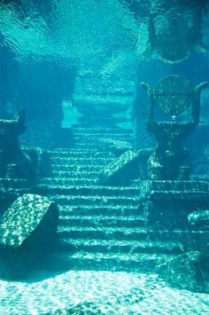 The Lost City of Atlantis  Check out Super Cheap International Flights on https://thedecisionmoment.com: