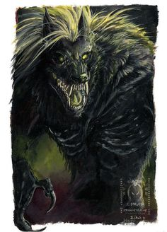 Wolf Monsters : Photo