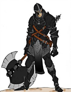 soldier [Heavy Infantry by C-Megalodon] Fantasy Anime, Fantasy Armor, Medieval Fantasy, Character Design References, Game Character, Character Concept, Fantasy Character Design, Character Design Inspiration, Dnd Characters