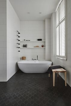 Find bathroom ideas for bathroom remodel and bathroom modern, bathroom design, bathroom vanity, bathroom inspiration and more with before and after bathrooms Read Contemporary Toilets, Contemporary Interior Design, Modern Bathroom Design, Bathroom Interior Design, Bathroom Toilets, Bathroom Renos, Bathroom Flooring, Bathroom Ideas, Remodel Bathroom
