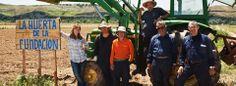 La Huerta de la Fundacion muestra como otra forma de ecología es posible y combina la agricultura ecológica con el empleo de personas con discapacidad