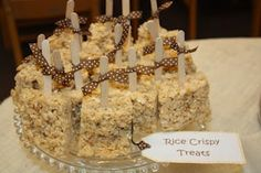 just love dessert on a stick. so easy and cute!