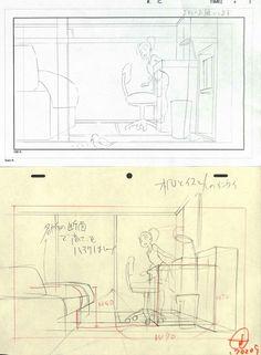 Drawing Scenery, Background Drawing, Cartoon Background, Drawing Skills, Drawing Tips, Drawing Reference, Comic Tutorial, Manga Tutorial, Perspective