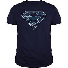 01e75a3ac Dallas Cowboys Superman Logo Shirt Dallas Cowboys