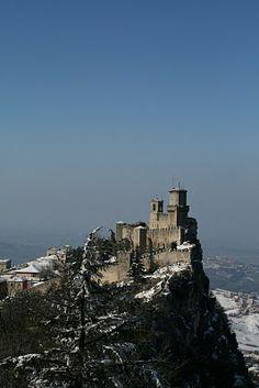 la torre della guaita  San Marino