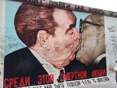 El Muro De Berlin en Berlin, Berlin