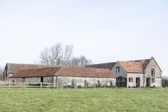 Barn conversion on the Somerset Levels. This project is a phased conversion in three separate stages to ensure that the owners can manage the financial commitments. Listed Building, Building A House, Somerset Levels, Concrete Finishes, Open House Plans, Architectural Services, Underfloor Heating, Polished Concrete, Sustainable Architecture