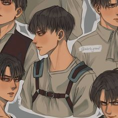 Captain Levi, Attack On Titan Levi, Levi Ackerman, My Boys, Fangirl, Fandoms, Drawings, Anime, Instagram