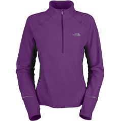 The North Face Women's Hybrid 1/2 Zip.  Would really love this for my spring runs.