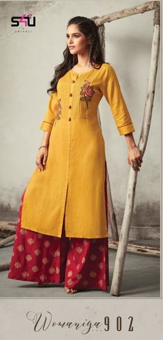 S4U WOMANIYA VOL 9 KURTIS LATEST CATALOGUE AT WHOLESALE PRICE BUY ONLINE (12)