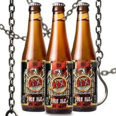 #Slayer #ale #666RedAle #music #beer #thrashmetal