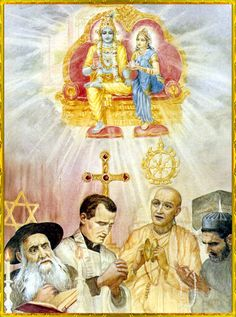 BHAGAVAD GITA can be read by anyone regardless of faith <3