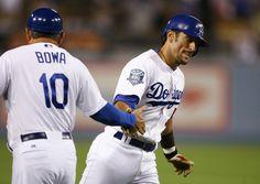 Nomar Garciaparra Photos - San Diego Padres v Los Angeles Dodgers - Zimbio