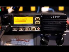 Ham Radio Episode 6 - Unboxing the Connect Systems Mobile DMR Radio Digital Radio, Ham Radio, Connection
