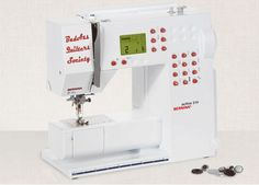 Bernina and BadAss Quilters Society