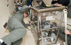 NASA's 3D printer launches into space tomorrow!