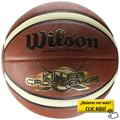Wilson Killer Crossover - Pelota de baloncesto,... #balon #basket