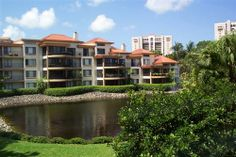 6760 Pelican Bay Boulevard #322 #Naples, #FL 34108  Bright Corner Unit with Golf Course and Lake Views! This unit has 10' ceilings and crown molding throughout. It has been completely renovated and professionally decorated. The spacious kitchen has antiqued cabinetry, granite counters, stainless steel appliances. #Florida #RealEstate