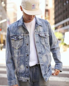 "578 Likes, 2 Comments - Urban Outfitters NYC (@uonewyork) on Instagram: ""Everyone needs a denim jacket for fall. #UOMens 