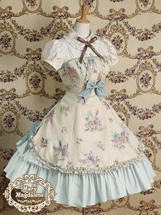 프릴 드레스