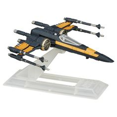 Star Wars: The Force Awakens Black Series Titanium Poe Dameron's X-Wing