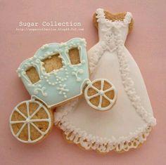 Vestido y carroza