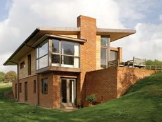 Bourne House, Wadesmill. Self build using the Rationel Domus range.