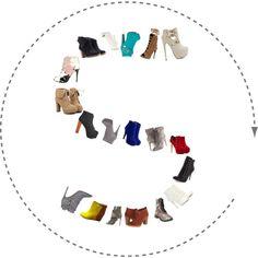 Just a logo by yacintashafira on Polyvore featuring Giuseppe Zanotti, Dolce&Gabbana, Valentino, Alexander McQueen, Burberry, Miu Miu, Casadei, BCBGMAXAZRIA, UGG Australia and Maison Margiela