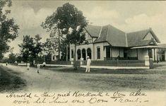 Europese woning te Dagoweg. Bandoeng. 1905-1907
