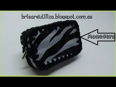 74. RECICLAJE DE BOTELLAS PLÁSTICAS (MONEDERO) DIY PURSE - YouTube