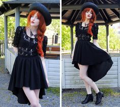 All the way Down (by Cosette Munch) http://lookbook.nu/look/3591063-All-the-way-Down