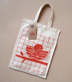 Child's dicky bird bag