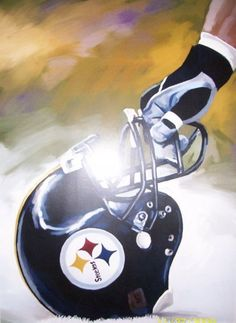 Pete tells me that you are a big-time Pittsburgh Steelers fan. Is this true? Pittsburgh Steelers Football, Pittsburgh Sports, Best Football Team, Football Season, Here We Go Steelers, Steelers Stuff, Steelers Pics, Nfl, Steeler Nation