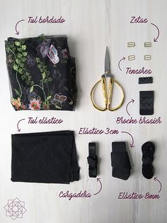 DIY lace bralette. Tutorial de costura. DIY ropa. Bralette en tul bordado. Lencería. Lingerie. Molde gratis. Patrón de costura gratis. Free sewing pattern.