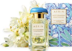 Aerin Beauty Mediterranean Honeysuckle (2016) {Perfume Review & Musings} http://www.mimifroufrou.com/scentedsalamander/2016/06/aerin_mediterranean_honeysuckle.html