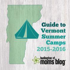 Guide to Vermont Summer Camps 2015-2016 | Burlington VT Moms Blog