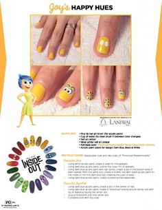 Inside Out Nail Art