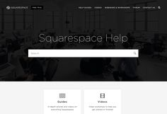 In-depth articles and videos on everything Squarespace. Zendesk Help Center, Technical Communication, Support Center, Learning Centers, Esl, Get Started, Workshop, Articles, Coding