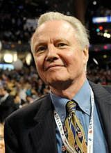 Jon Voight at the Republican National Convention, Sept. 4, 2008.
