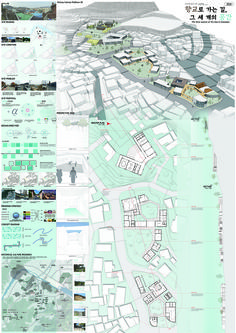 이미지를 클릭하면 창이 닫힙니다. Architecture Panel, Landscape Architecture, Landscape Design, Architecture Design, Wayfinding Signage, Signage Design, Layout Design, Building Layout, Presentation