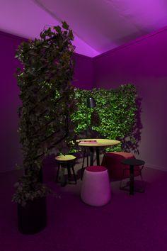 NGV Room by Helen Kontouris at the 2018 Australian Open Australian Open, Hospitality, Room, Bedroom, Rooms, Rum, Peace
