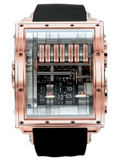 Jacob & Co Quenttin Tourbillon $438,000.00  (Stunning watch)