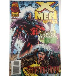 For Sale - X Men Unlimited 11 - 1996 - See listing for more info. #Xmen #MarvelComics #Comicsforsale #Marvel